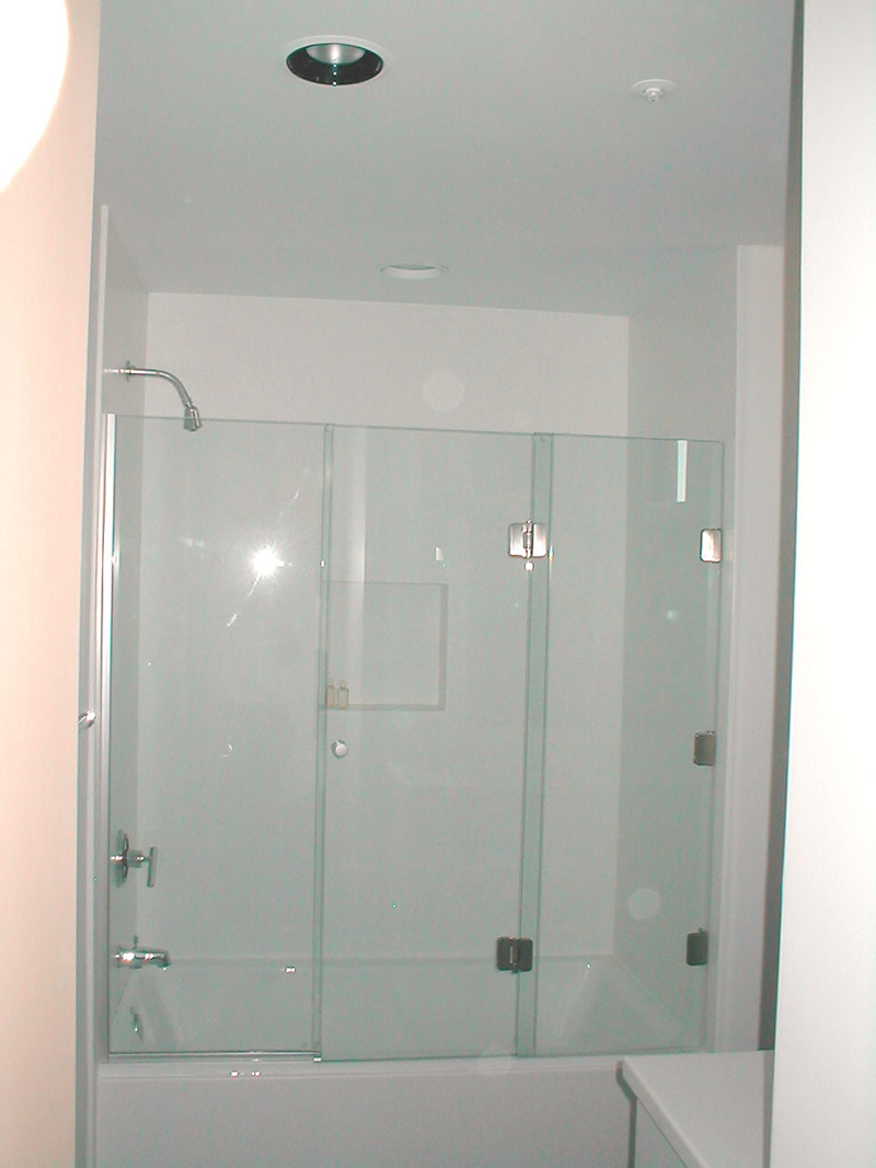 Cohaco Building Specialties Shower Doors Enclosures