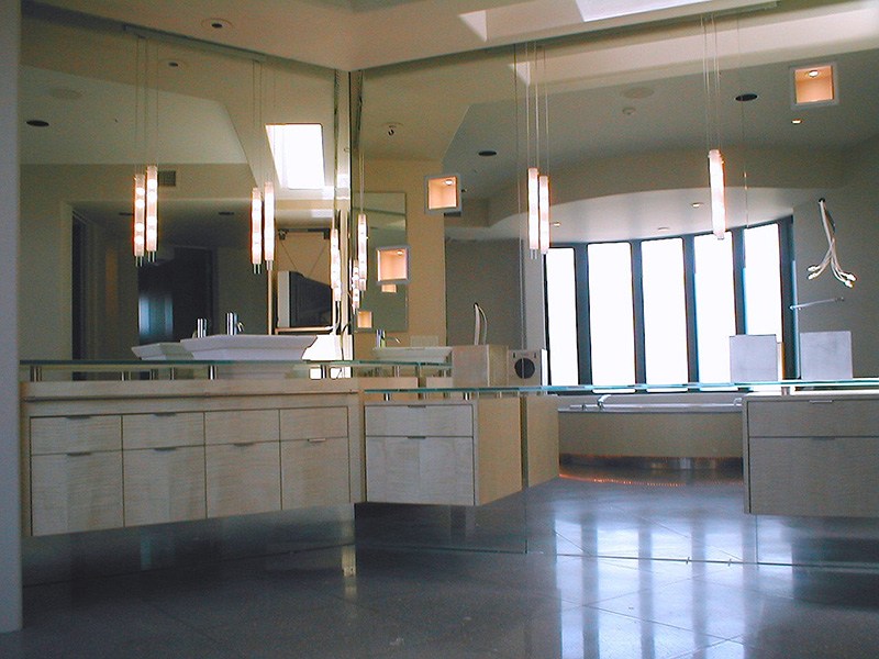 Cohaco Building Specialties Vanity Mirrors And Pendant Lights